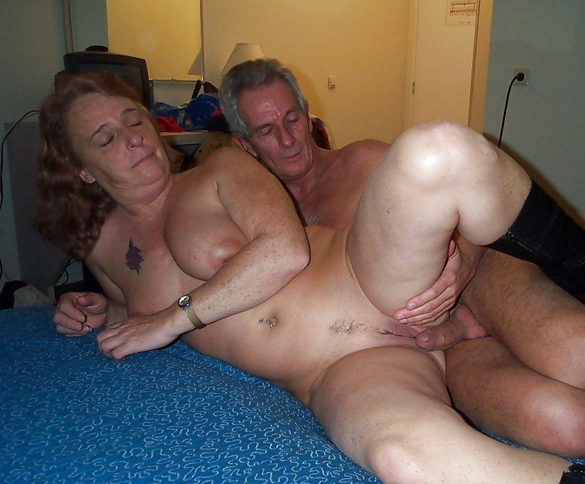 Older Amateur Sex