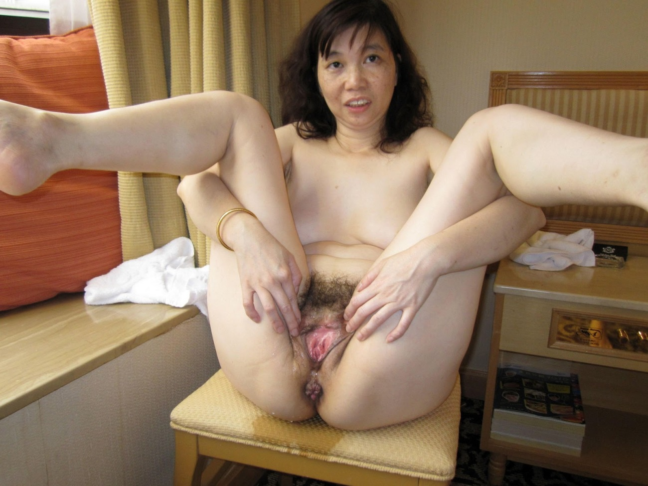 Mature Asian Pussy Group
